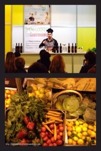 Talleres de cocina sana y verduras ecológicas